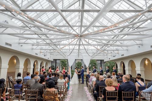 Indianapolis Wedding Ceremony