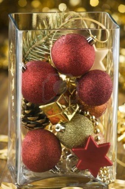 ornament centerpiece