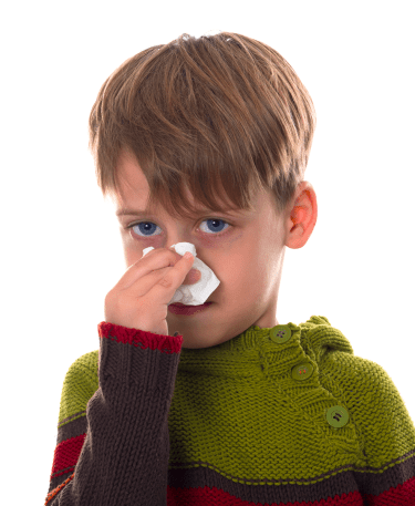 How To Best Take Care of your Child's Nosebleed - PreparaMom