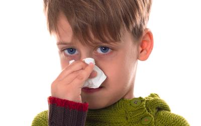 How to Stop Your Kid's Nosebleeds