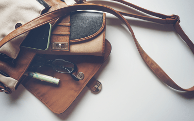 Items to Consider Removing from Your Purse
