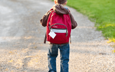 Kids Are Off to School – Get Your Sanity Back
