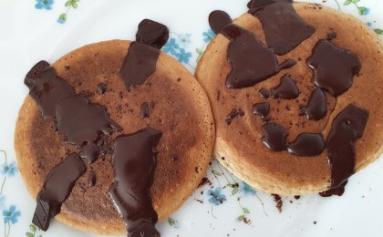 recette de pancake
