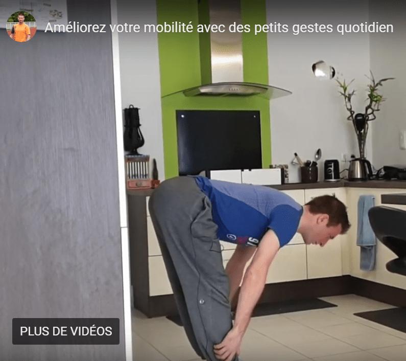 Comment faire pour améliorer sa souplesse et sa mobilité avec des petits gestes quotidiens ?