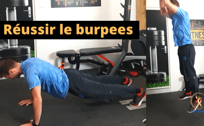 comment faire les burpees