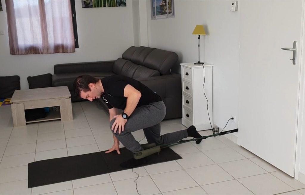 comment faire squat