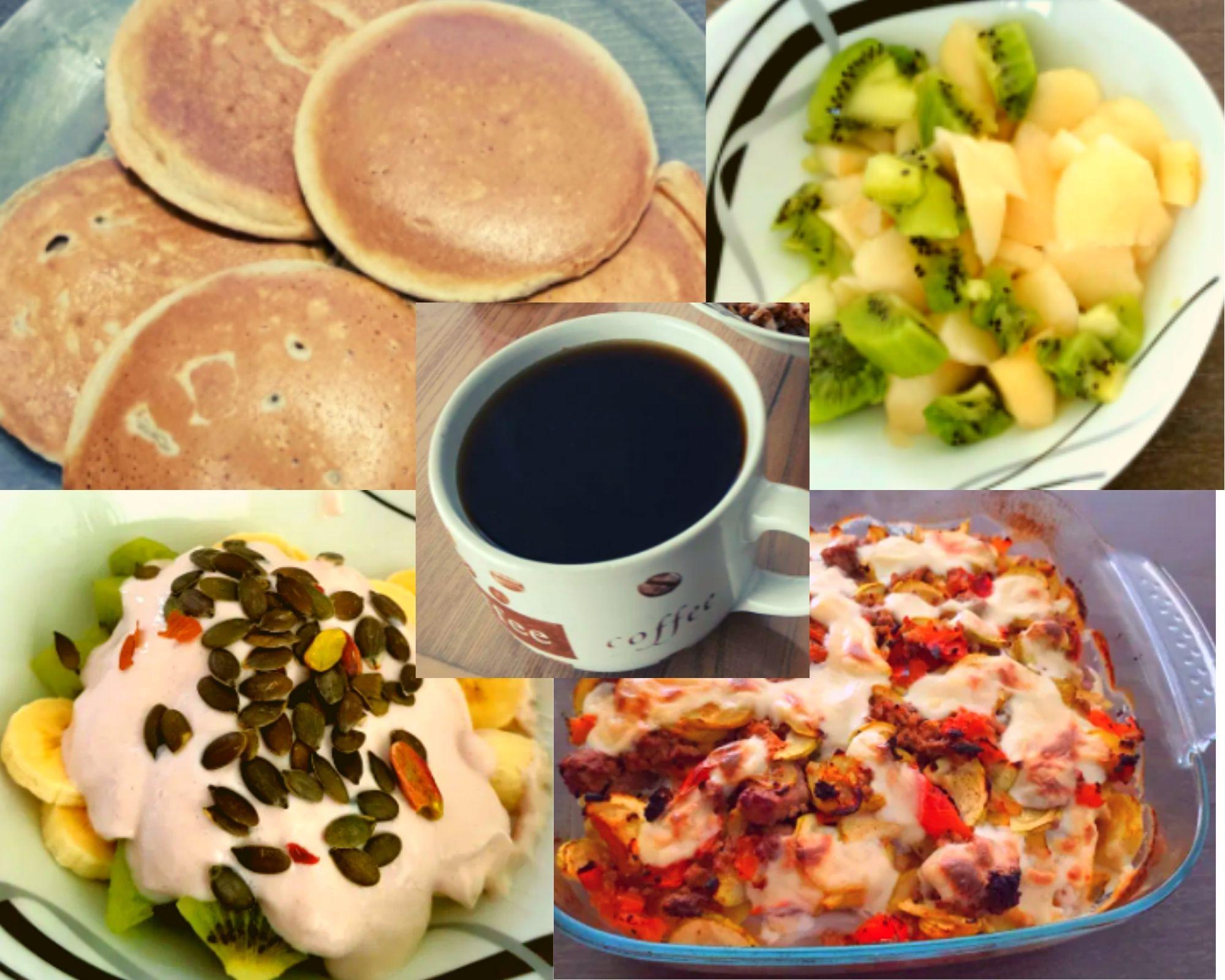 Idées repas : venez passer une journée dans mon assiette !