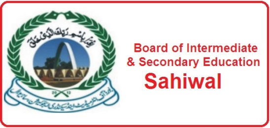 Bise Sahiwal Result 12th class 2021 Online - bisesahiwal.edu.pk result 2021 Sahiwal Board Result 12th Class 2021