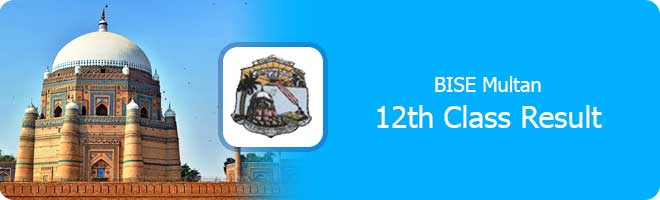 Bise Multan Result 12th Class 2021 by Name - www.bisemultan.edu.pk result 2021
