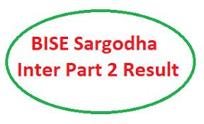 Bise Sargodha 2nd year result 2021 - www.bisesargodha.edu.pk results 2021