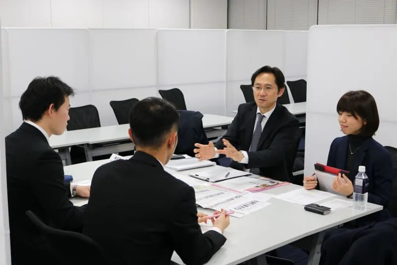 Meets Company(ミーツカンパニー)の選考会風景@東京