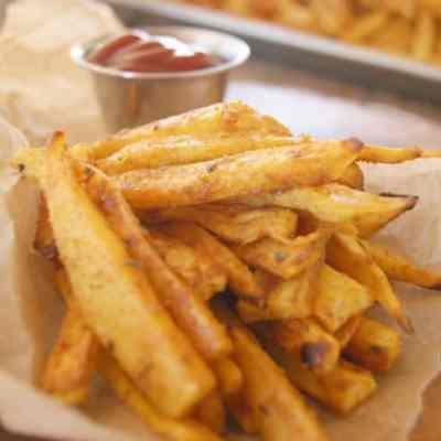 Cajun-Seasoned Sweet Potato Fries