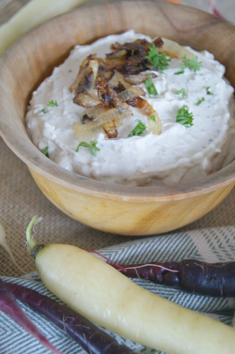 Homemade French Onion MIx & Dip - French Onion Mix and Dip is so easy to whip up - and you have total control over the ingredients!! Real food style, made from scratch. Made with love.