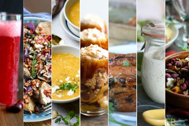 Nutrient Dense Holiday Recipes