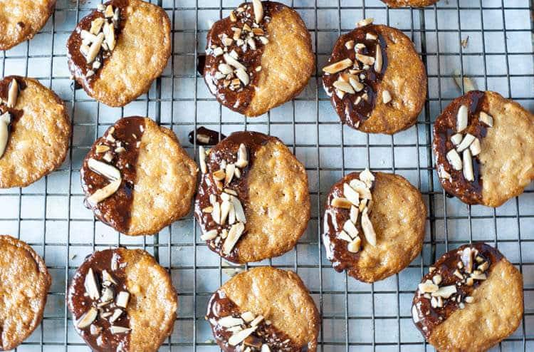 Almond Orange Cookies (Gluten-Free, Paleo, GAPS)
