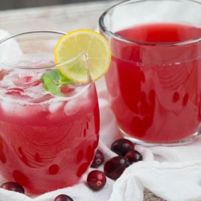 Honey-Sweetened Cranberry Juice (Instant Pot)