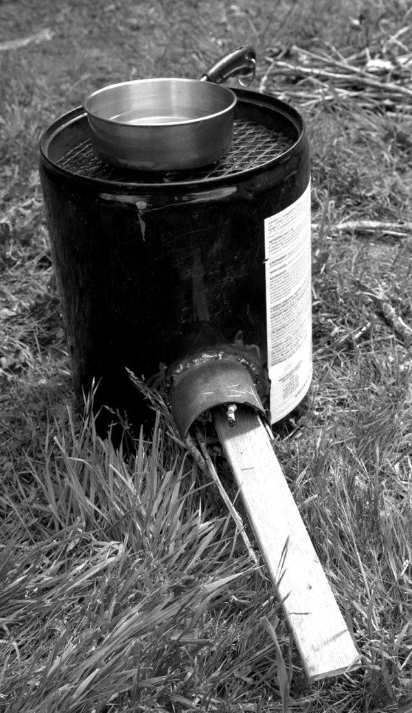 Rocket Stove - Preparedness Advicepreparedness Advice