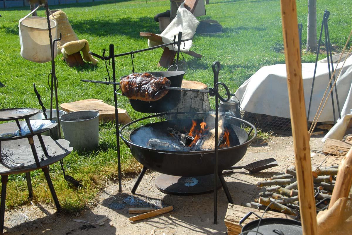 Camping Kitchen Box