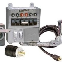 30 Amp Generator Plug Wiring Diagram Ford 600 12 Volt Conversion How To Safely Connect A Your Home
