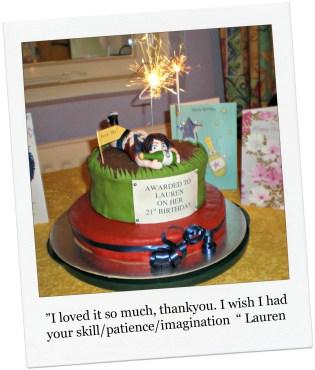 Lauren's Cake