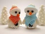 Mini Winter Scene Toppers