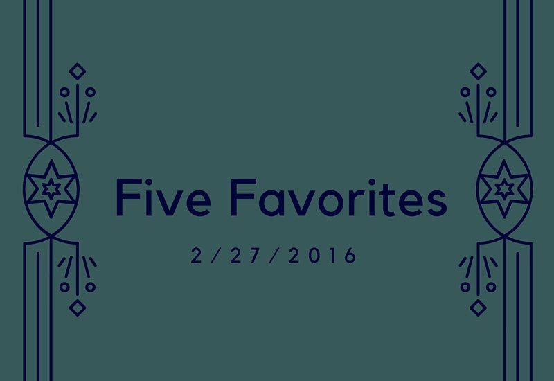 Five favorites for the month of February 2016 - Run Club, Altra running shoes, Amazon grocery coupons, tacos, and books