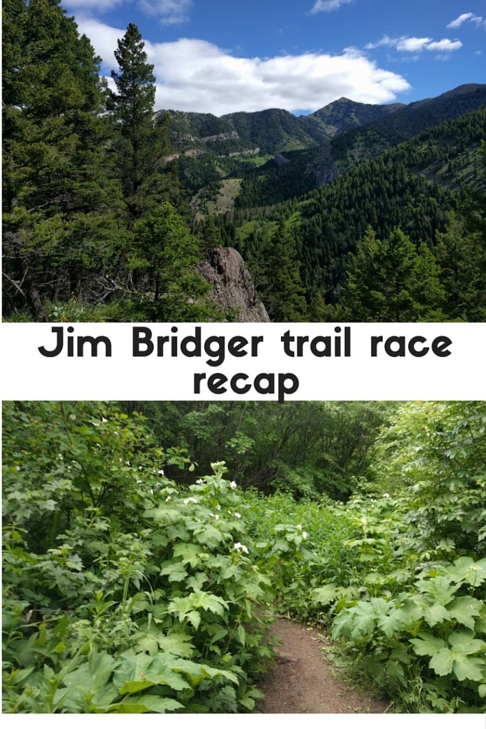 Recap of the Jim Bridger trail race in the Bridger Mountains, Bozeman, MT. 10-mile race with 2,400 feet elevation change and 2 stream crossings.