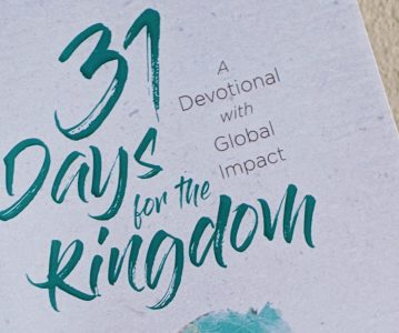 31 Days for the Kingdom 2020