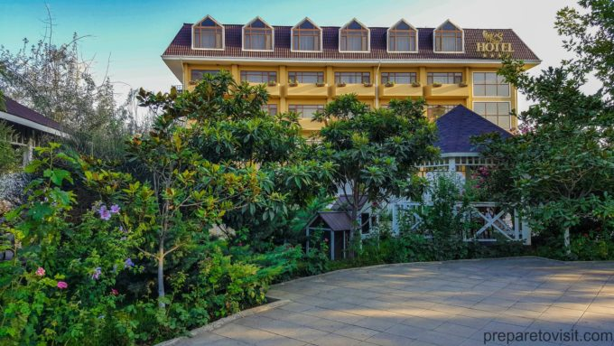 River Side Hotel Mingachevir Azerbaijan