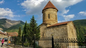 The Church of Kish, The Albanian Church