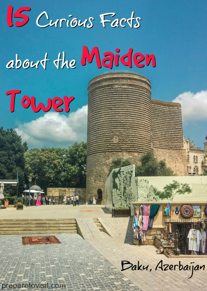 Maiden Tower - Baku Old City
