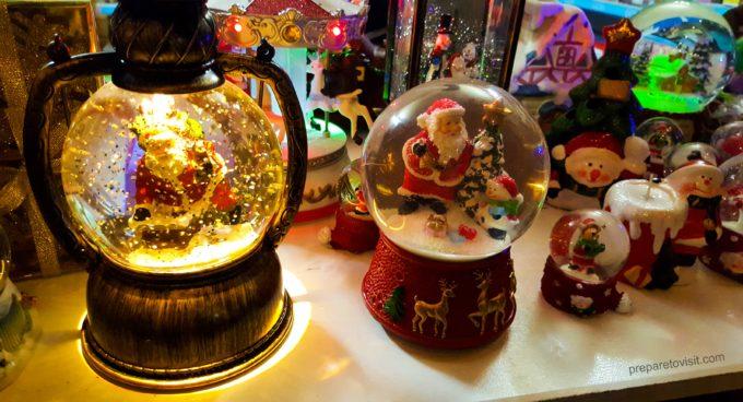 New Years Market Baku