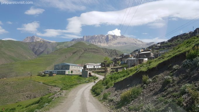 Khinalug - one of the oldest villages in the world