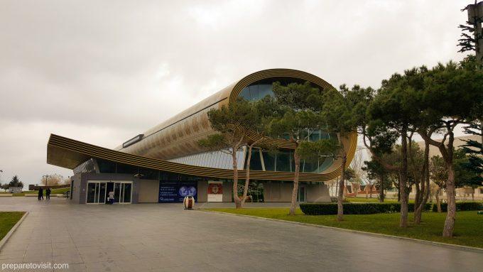 The Carpet Museum, Baku, Azerbaijan