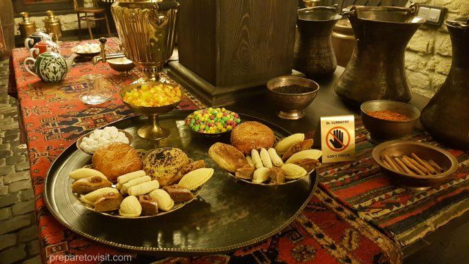 Shirvanshah Museum-Restaurant, Baku, Azerbaijan