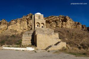 Diri Baba Mausoleum, Azerbaijan