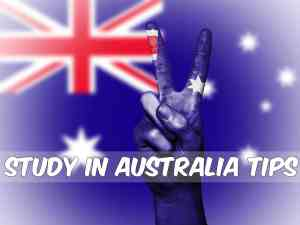 Useful Tips Before You Study In Australia