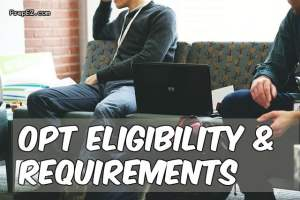 OPT Requirements