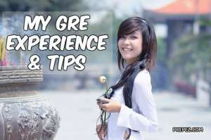 MY GRE Experience and Tips