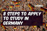 8 Steps to Apply to Study in Germany