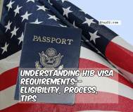 Understanding H1B Visa Requirements–Eligibility, Process, Tips