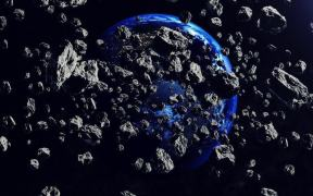 surviving an asteroid impact