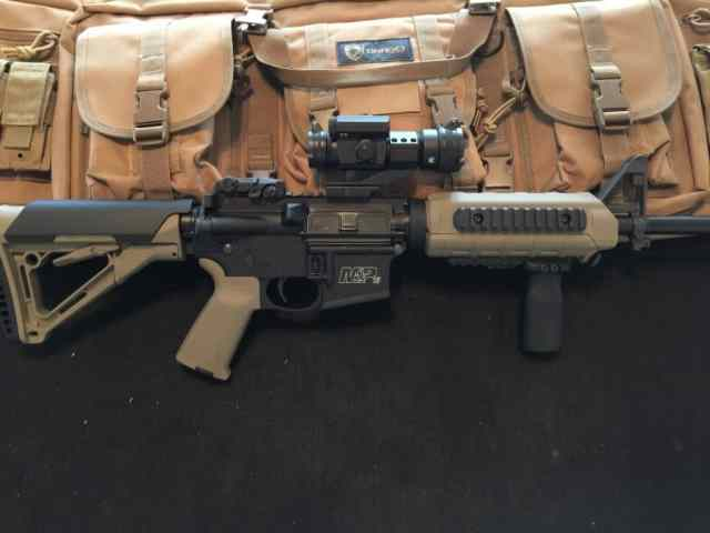 M&P sport 2 review