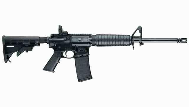 SHTF gun
