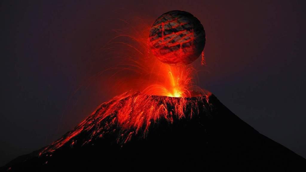 survive volcano