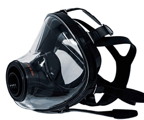 pandemic gas mask