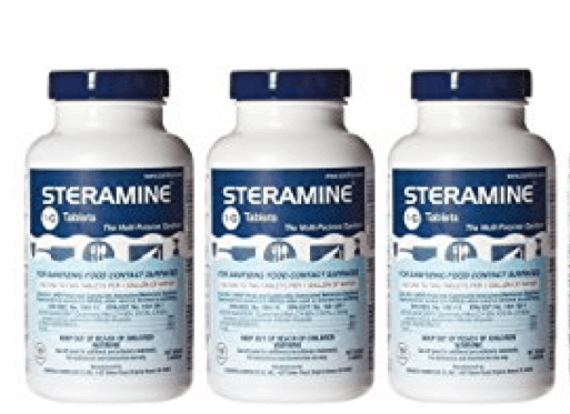 pandemic sterilize tablets