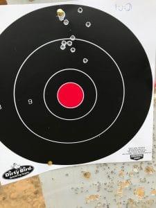 sig sauer romeo 5 100 yards