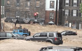 baltimore flooding