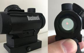 Bushnell Trophy TRS-25 Review